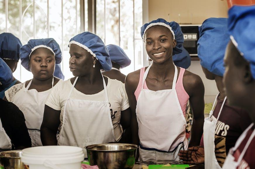 Onderwijs en werk, Guinnee Bissau