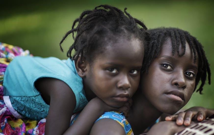 Ana en Margarida_Guinee-Bissau_Sos Kinderdorpen