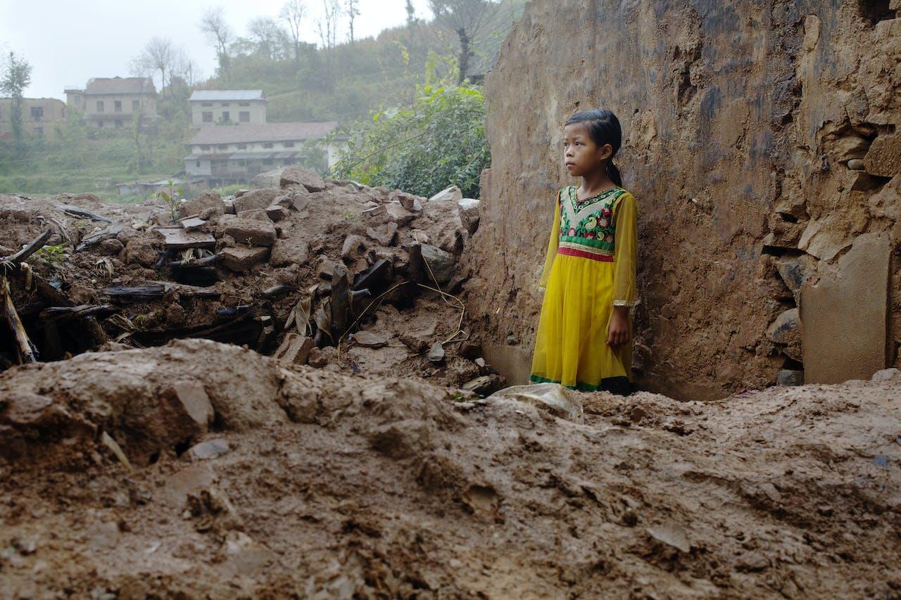 Taman-family, Nepal, SOS Kinderdorpen