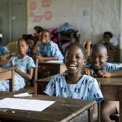 Onderwijs en werk, Afrika, SOS Kinderdorpen
