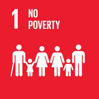 SDG, No Poverty