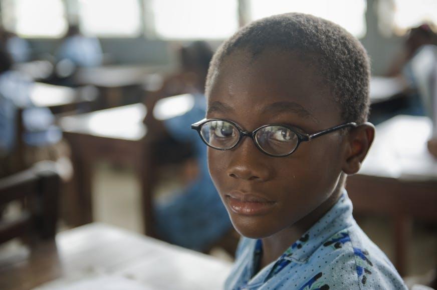 Werk, Afrika, SOS Kinderdorpen
