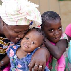 SOS Moeder en kind, Afrika, SOS Kinderdorpen