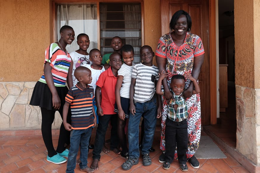 SOS familie_oeganda