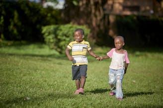 Ambassadeurs en vrienden van SOS Kinderdorpen