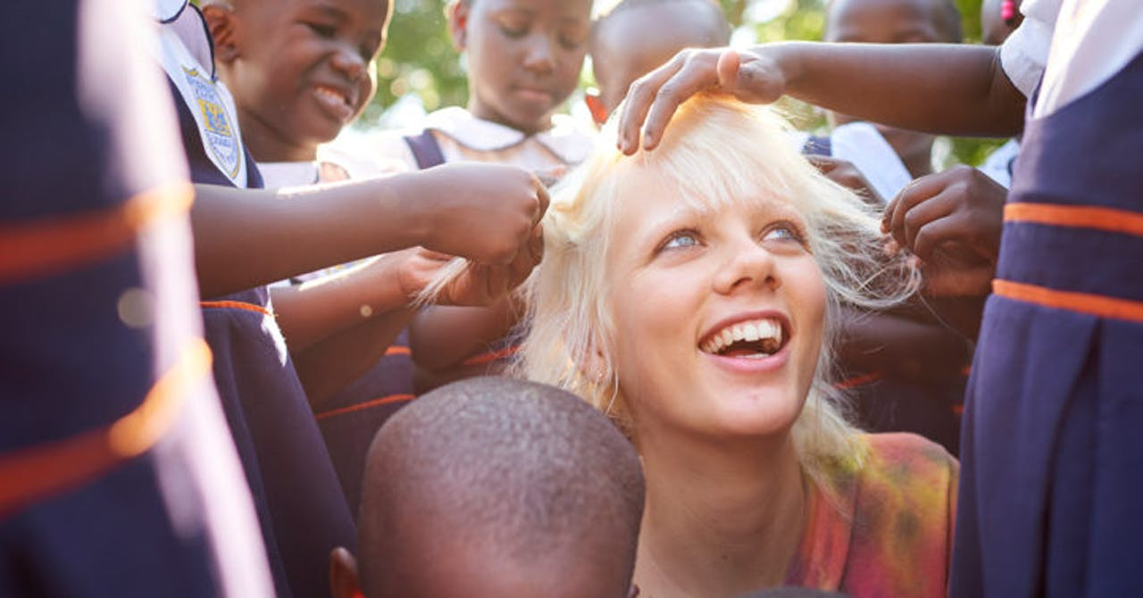 Marjan Jonkman, Ambassadeurs, SOS Kinderdorpen